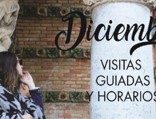 Diciembre 2018 – Horarios y visitas guiadas