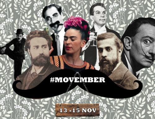 #Movember2020 – 13 al 15 de noviembre